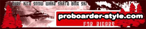Pro Boarder Style